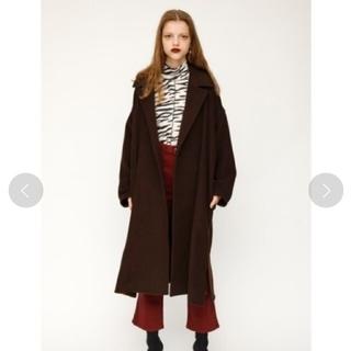 スライ(SLY)のloose soft coat(ロングコート)