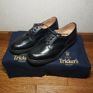 Trickers - トリッカーズ バートン uk7.5