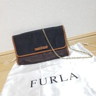 フルラ(Furla)の美品 FURLA ミニショルダーバッグ(ショルダーバッグ)