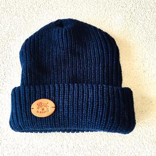 イルビゾンテ(IL BISONTE)のイルビゾンテ  IL BISONTE  のニット帽(キャップ)