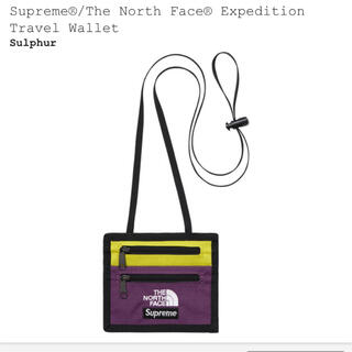 Supreme - Supreme The North Face Travel Wallet