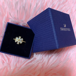 SWAROVSKI - swarovski 指輪