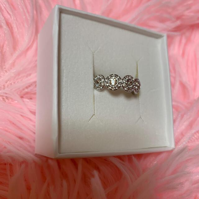 SWAROVSKI(スワロフスキー)のswarovski 指輪 レディースのアクセサリー(リング(指輪))の商品写真