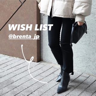 DEUXIEME CLASSE - 【新品】Deuxieme Classe★BRENTA/ブレンタ★ショートブーツ