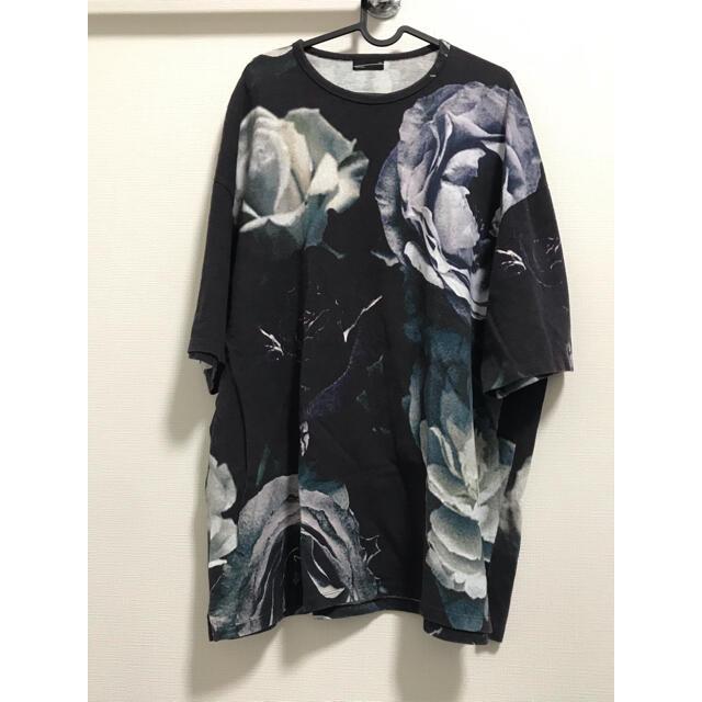 LAD MUSICIAN(ラッドミュージシャン)のラッドミュージシャン 花柄Tシャツ メンズのトップス(Tシャツ/カットソー(半袖/袖なし))の商品写真