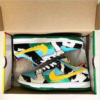 NIKE SB DUNK LOW BEN&JERRY 27.5cm 新品未使用(スニーカー)