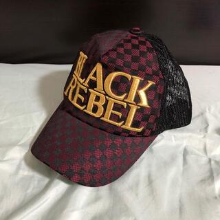 BLACK REBEL キャップ 帽子