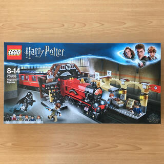 Lego - LEGO レゴ ハリー・ポッター ホグワーツ特急 75955