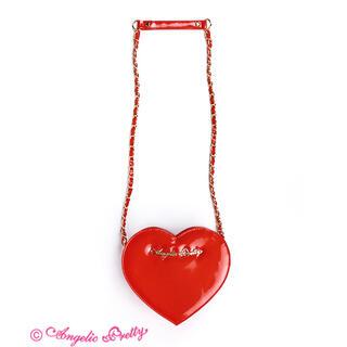 アンジェリックプリティー(Angelic Pretty)のLove Heartロゴポシェット アカ(その他)