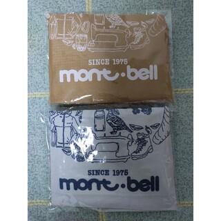 モンベル(mont bell)のモンベル montbell40周年記念エコバッグ 2点セット(エコバッグ)
