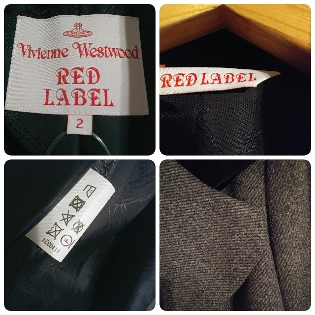 Vivienne Westwood(ヴィヴィアンウエストウッド)のVivienne Westwood プリンセスコート  ロング  レディースのジャケット/アウター(ロングコート)の商品写真