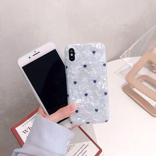 iPhoneケース★キラキラ ハート かわいい★