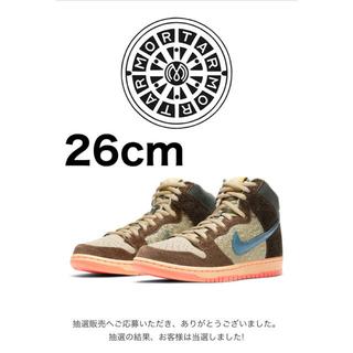 ナイキ(NIKE)のNIKE SB DUNK HIGH PRO Q CONCEPTS 26cm(スニーカー)