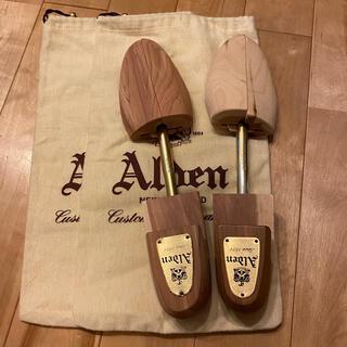 Alden - オールデン Alden 純正シューツリー M シューズバッグ