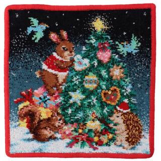 FEILER - フェイラー ハンカチ クリスマス