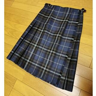 オニール(O'NEILL)のオニールオブダブリン タータンチェック プリーツスカート(ひざ丈スカート)