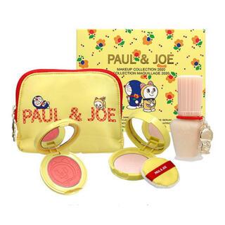 PAUL & JOE - 【新品】ポール&ジョー ドラえもん クリスマスコフレ PAUL&JOE