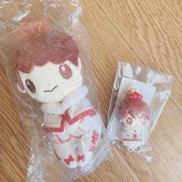 Johnny's(ジャニーズ)の平野紫耀 King & Prince ちょっこりさん PVC エンタメ/ホビーのタレントグッズ(アイドルグッズ)の商品写真