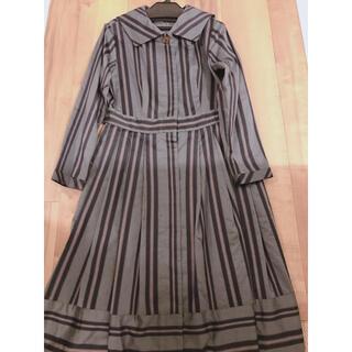 JaneMarple - Victorian Stripeのサリバンドレス