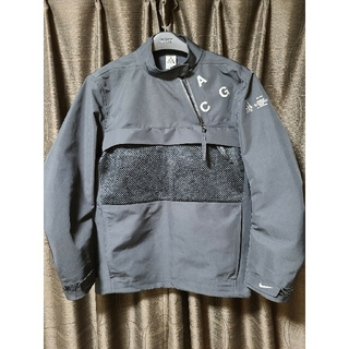 NIKE - nike lab acg pullover 黒 Sサイズ