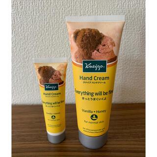 Kneipp - クナイプハンドクリーム バニラ&ハニーの香り