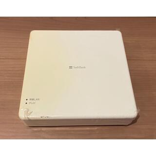ソフトバンク(Softbank)のデジタルTVチューナー SB-TV02-WFPL(映像用ケーブル)