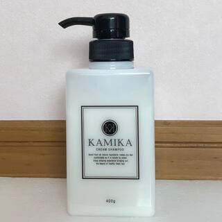 カミカ KAMIKA オールインワンクリームシャンプー