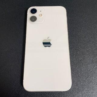 iPhone - SoftBank iPhone12mini 64GB ホワイト 美品 本体のみ