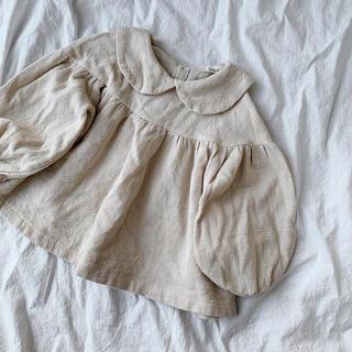 韓国子供服 bella bambina ブラウス