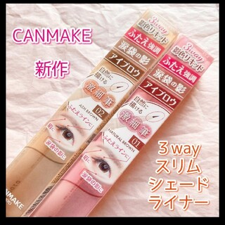 CANMAKE - 2本セット