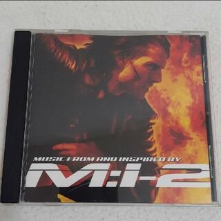 「ミッション:インポッシブル2」オリジナル・サウンドトラック(映画音楽)
