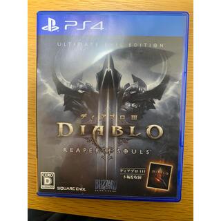 PlayStation4 - Diablo III(ディアブロIII) リーパー オブ ソウルズ