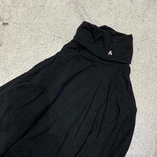 アンブッシュ(AMBUSH)のAMBUSH アンブッシュ ワンポイント 刺繍 タートルネック サイズ 2(Tシャツ/カットソー(七分/長袖))