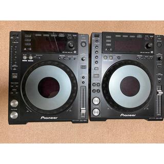 パイオニア(Pioneer)のCDJ850K 2台(CDJ)
