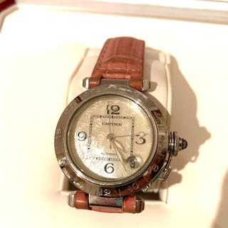 カルティエ(Cartier)のCartier✨パシャ⌚️(腕時計)