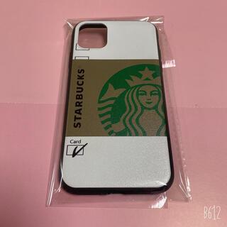 スターバックスコーヒー(Starbucks Coffee)の【新品未使用】iphone 11ケース スタバ デザイン インポート (iPhoneケース)