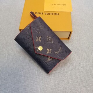 LOUIS VUITTON - 🌟良品🔰箱付き♬ルイヴィトン♬♥小銭入れ♥財布✽超美品✩