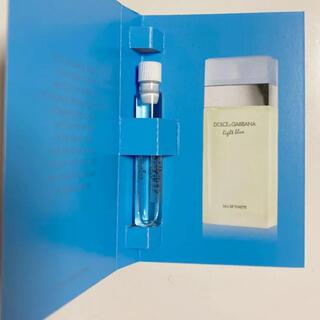 DOLCE&GABBANA - 【新品未使用】ドルチェアンドガッパーナ 香水 ライトブルー ドルガバ