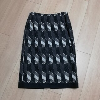 ロペ(ROPE)のロペ タイトスカート 40(ひざ丈スカート)
