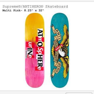 シュプリーム(Supreme)のSupreme®/ANTIHERO® Skateboard(スケートボード)