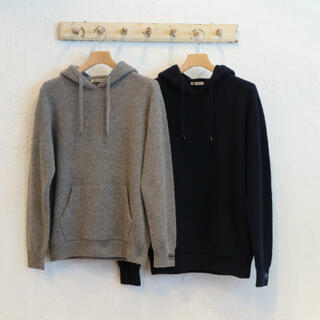 1LDK SELECT - universal products knit parka 2