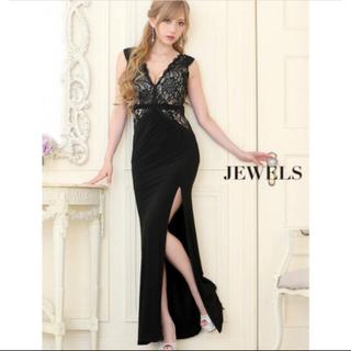 jewelsロングドレス