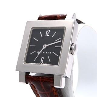 BVLGARI - 【BVLGARI】ブルガリ 時計 'クアドラード' SQ22SL ☆美品☆