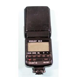 ニコン(Nikon)のストロボ・ニコン・SB28(ストロボ/照明)