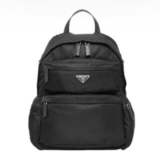 PRADA - 美品 正規 プラダ PRADA リュック バックパック ブラック バッグ