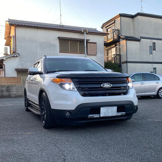 Ford - フォード エクスプローラー リミテッド