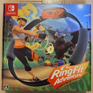 Nintendo Switch - リングフィット アドベンチャー Switch 美品