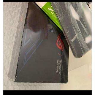 エイスース(ASUS)の新品 ASUS ROG Phone II Dual SIM (ZS660KL) (スマートフォン本体)
