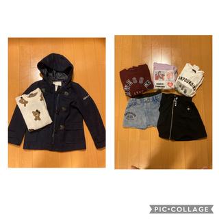 JENNI - byLOVEIT コートとセーターのセット