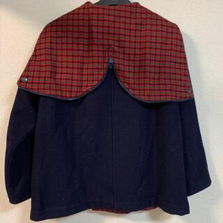 familiar - ファミリア セーラー コート